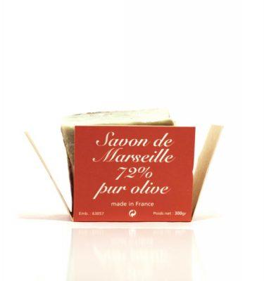 La savonnerie de la goutte noire - savon de marseille 72% pur olive