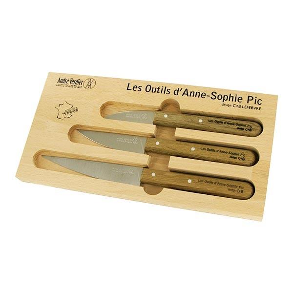 andre verdier les outils d anne sophie pic