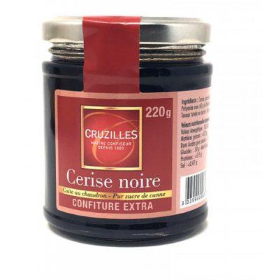 epicerie-fine-confiture-cerise-noire-cruzilles