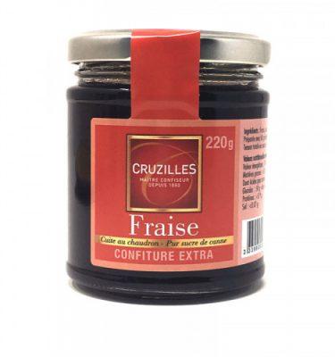 epicerie-fine-confiture-fraise-cruzilles