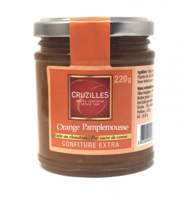 epicerie-fine-confiture-orange-pamplemousse-cruzilles