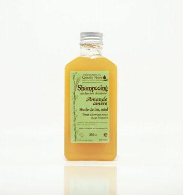 la savonnerie de la goutte noire shampoing amande amere