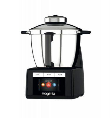 Robot cuiseur multifonction Cook Expert Noir - Magimix
