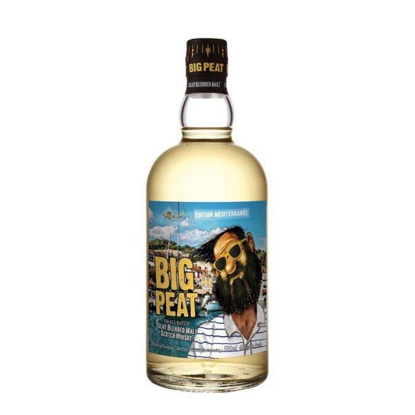 whisky BIG PEAT D LAING