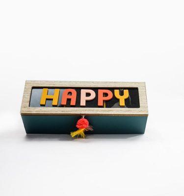 Boîte à thé Happy - Sema