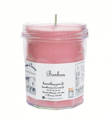Bougie senteur Bonbon - Les Bougies de Charroux