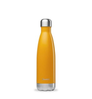 bouteille isotherme qwetch original orange 500ml