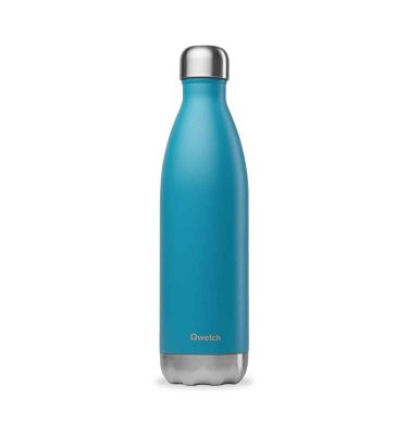 bouteille isotherme quetch joriginale turquoise 750ml