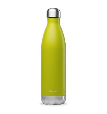 bouteille isotherme qwetch original vert 750ml