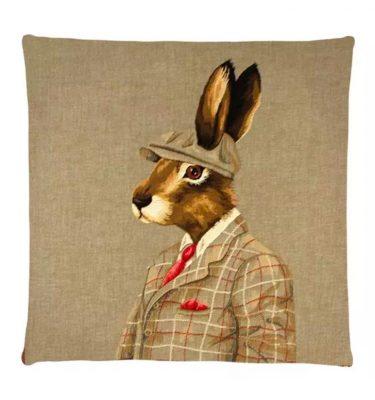 Coussin Iosis Huntmann Rabbit