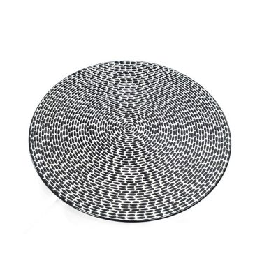Assiette Patio plate 27 cm - Table Passion