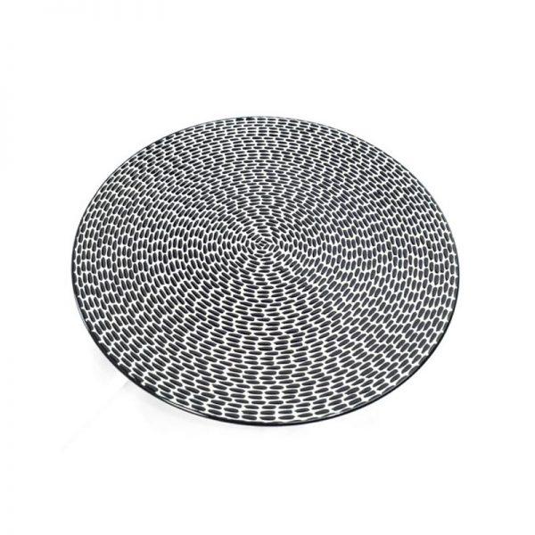 Assiette Patio plate 27 cm - Table Passion