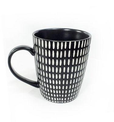 Mug Cosmos noir - Sema