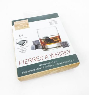 Pierres à Whisky - Cook'concept