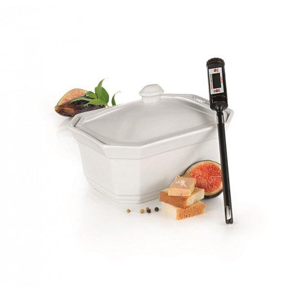 Coffret terrine 600 g + thermomètre - Table&Cook