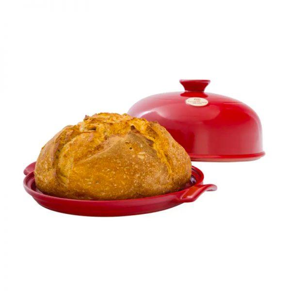 Magimix Cook Expert Cloche à pain Emile Henry