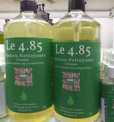 solution naturelle citron savon anti covid