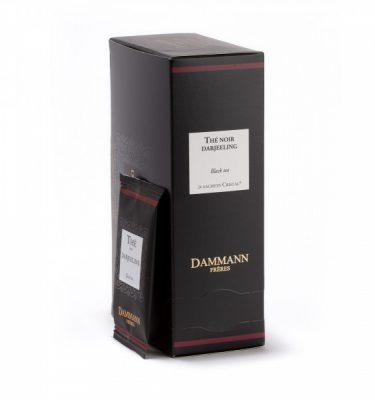 Boîte 24 sachets Cristal Darjeeling Dammann
