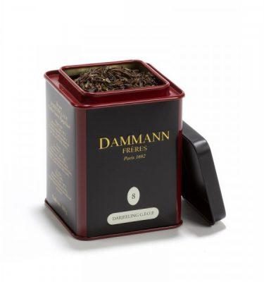 Thé Darjeeling GFOP 100 g Dammann