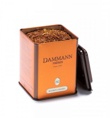 Thé Roobois caramel 100 g Dammann