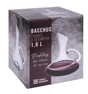Carafe à décanter bacchus 1,6 litre