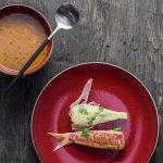 Assiette Etna plate Table Passion