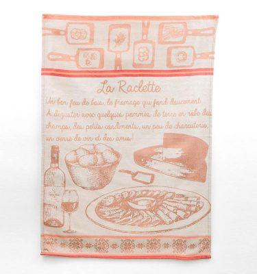 Torchon raclette Sud étoffe